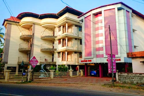 hotels near near north nada guruvayur