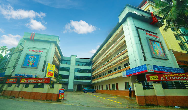 hotels in west nada guruvayur