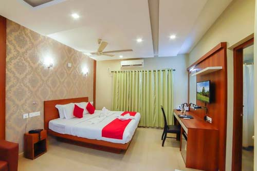 4 star hotels in guruvayur